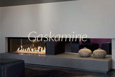 Gaskamine sind schön anzusehen und optimal für Räume ohne Kamin.