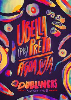 Cartaz pro Ubella Preta | Flickr – Compartilhamento de fotos!