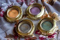 Little Blushing Birdie: Fall 2014 Drugstore Beauty Haul - Milani Bella Eyes Gel Powder Shadows #swatch #review #makeup