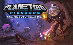 """Indie developer and Stugan participant Data Realms is launching """"Planetoid Pioneers Contributor Edition"""" via Steam Early Access on 15 April."""