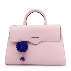 Buy your handbag Moschino Love on Vestiaire Collective, the luxury consignment store online. Second-hand Handbag Moschino Love Pink in Synthetic available. Versace Handbags, Pink Handbags, Handbags On Sale, Fashion Handbags, Sac Moschino, Soft Leather Handbags, Pink Leather, Hobo Purses, Handbag Patterns