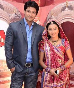 Shiv and Anandi's chance encounter in Balika Vadhu!