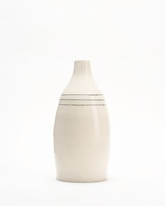 Keith Kreeger vase, the Grammercy Bottle, featured in @Bright.Bazaar /'s GREAT.LY boutique.