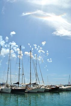 Without a care - Sail boats