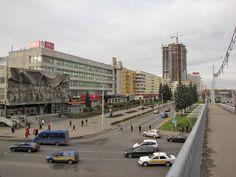 Районы, кварталы: Немига, архитектурный провал - Недвижимость onliner.by