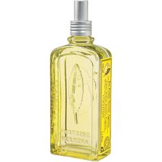 L'Occitance Citrus Verbena Summer Fragrance - I wear this almost everyday.