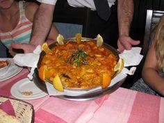 Maison Douce A Paella de Sevilha - Espanha