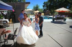 From Queens to (belated) Quinceñerra/Sweet 16 - Always Love and birthdays at The Sonoma Swim Club