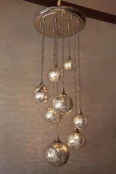 A new custom Moroccan chandelier made for a unique client. Perfectly balanced.  www.mycraftwork.com #moroccandecoration