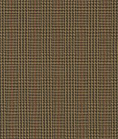 Ralph Lauren Foxberry Plaid Chestnut Fabric - $63.8 | onlinefabricstore.net Love with a cornice board with leather