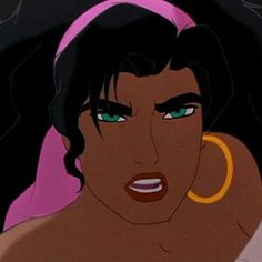 Fanpop Poll Results: If Esmeralda Was A Disney Princess Where Would She Rank For You On Your Prettiest List? - Read the results on this poll and other Disney Princess polls Esmeralda Disney, Disney Animated Films, Disney Pixar Movies, Animation Film, Disney Animation, Notre Dame Disney, Female Characters, Disney Characters, Circle Of Life