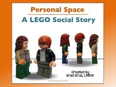 Engage your students with this quality, LEGO social story on personal space… Social Stories Autism, Social Skills Autism, Social Skills Lessons, Social Skills Activities, Teaching Social Skills, Social Behavior, Counseling Activities, Social Emotional Learning, Therapy Activities