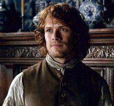 Sam = Jamie Fraser..Mac Dubh ...