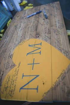 Guest Books With A Twist » Alexan Events | Denver Wedding Planners, Colorado Wedding and Event Planning