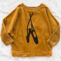 gro ballet sweatshirt