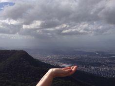 #cristoredentor #maracana na minha mão!!