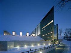 KUMU- Art Museum of Estonia