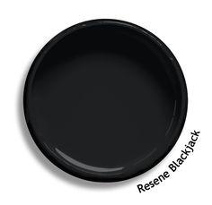 Resene Blackjack is a leathery carbon black with a heavy, forceful mood. From the Resene Whites & Neutrals colour collection. Try a Resene testpot or view a physical sample at your Resene ColorShop or Reseller before making your final colour choice. www.resene.co.nz