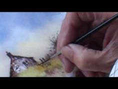 Rescuing Watercolour by David Bellamy Good tips on making corrections in watercolor!