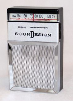 https://flic.kr/p/PSyo5w | Vintage Soundesign Transistor Radio, Model TR-1820, AM Band Only, Made In Japan, Circa 1964 | This radio was produced under several brand names including Lincoln, Realtone and Soundesign.  All used the same model number, TR-1820.