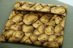Distant Pickles: You Say Potato, I Say Po-tah-to (aka the potato bag tutorial)