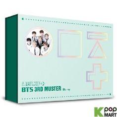 BTS - BTS 3RD MUSTER [ARMY.ZIP+] Blu-ray DVD
