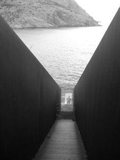 Benjamin-Passage, Portbou,Spain Dani Karavan,1995