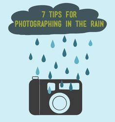 Photographing in the rain: How to get great photos while protecting your camera *