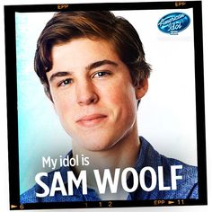 American Idol 2014 Top 10 Sam Woolf - American Idol Net