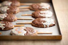 Paletas de cookies - Maru Botana