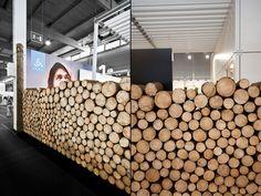 ODLO trade fair stand 2011 by Laborrotwang, Friedrichshafen   Germany exhibit design