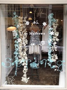 Grace Designs: Window Displays