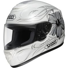 Shoei Helmets - Shoei Qwest Helmet Goddess  >] [< first choice in this color!! >] [