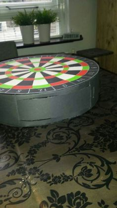 Dartbord surprise