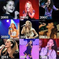 Ariana Grande Icarly 2001