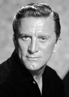 Items similar to Kirk Douglas Monochrome Photographic Print 01 Size - x - x Ideal For Framing on Etsy Hollywood Stars, Hollywood Men, Hollywood Cinema, Hollywood Icons, Golden Age Of Hollywood, Classic Hollywood, Hollywood Glamour, Kirk Douglas, Peter Douglas