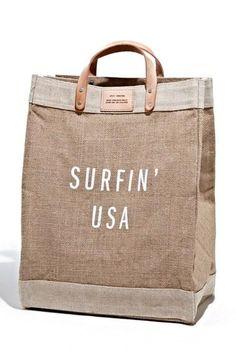 Summer Market Bag