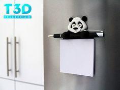 Magnes na lodówkę z notatnikiem DRUK 3D !!!