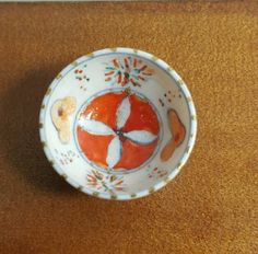 Elizabeth Chambers - hand painted bowl