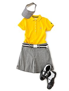 """Awesome """"Ladies Golf"""" info is offered on our internet site. Take a look and you will not be sorry you did. Outdoor Fashion, Golf Fashion, Womens Fashion, Perfect Golf, Golf Wear, Golf Outfit, Ladies Golf, White Man, Golf Clubs"""