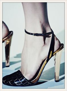 Sapato de Madame se reconhece de cara!!♡