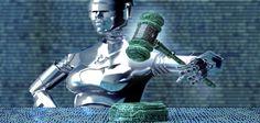 Afbeeldingsresultaat voor robot judge