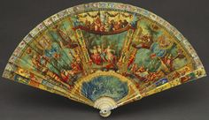 This fan was acquired for Queen Victoria in Paris by her aunt, Queen Louise of the Belgians (1812-50). The purchase was made in late December 1839, between...