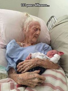 Many Generations Apart
