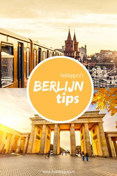 It is one of my favorite cities in Europe and probably yours too: Berlin! In my travel guide I will take you along the most beautiful sights, highlights and hotspots of the German capital. These are Holidayguru & # s Berlin tips! Berlin Travel, Germany Travel, Cities In Europe, Holiday Destinations, Travel Inspiration, Places To Visit, Journey, Travel Guide, Vacation