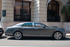 Bentley Mulsanne 2009 by piolew automotive photography, via Flickr