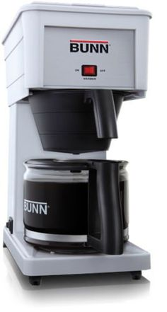 BUNN GRX-W 10 Cup Velocity Brew Coffee Maker White Brewer -- For more information, visit image link. #CoffeeMachines
