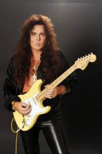 Yngwie is coming to Australia for a masterclass tour. I'm going. Are you?