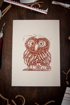Jasper the Owl.