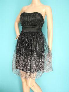 Little Black Dress - Sweet Night Cocktail Dress